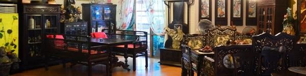 Không gian kiến trúc cổ xưa độc đáo trong căn hộ chung cư ở Hà Nội