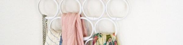 5 ý tưởng lưu trữ quần áo thông minh