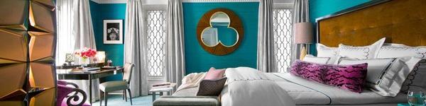 9 gợi ý màu sắc cực đẹp cho phòng ngủ