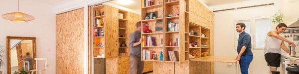 Món nội thất đa năng 5 trong 1 siêu đẹp và tiện dụng