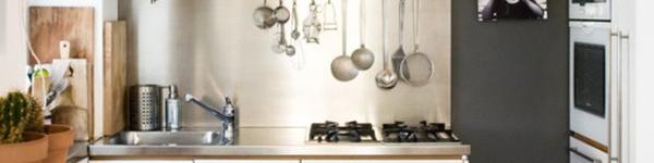 8 điều hay ho bạn sẽ học được từ những phòng bếp nhỏ