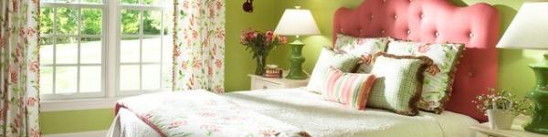 Học hỏi 20 cách phối màu tuyệt vời cho phòng ngủ (Phần 1)