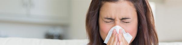 Biện pháp khắc phục chứng chảy nước mũi do cảm cúm