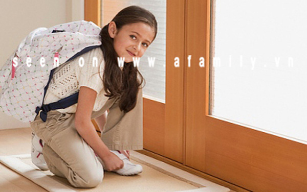"""Con vào lớp 1: Tội giờ mẹ mới """"khoe"""""""