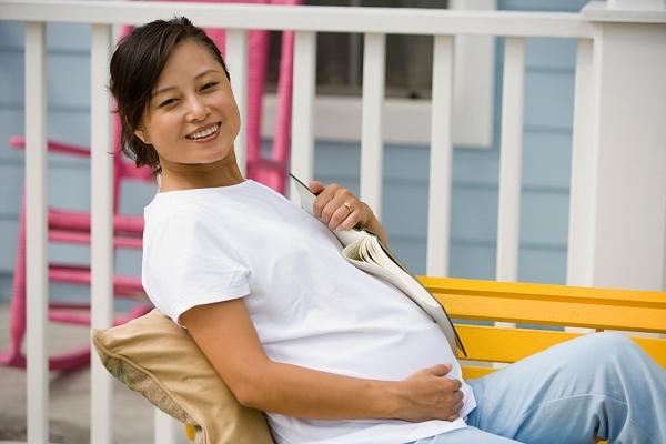3 tín hiệu cho biết thai bị thiếu oxy 1