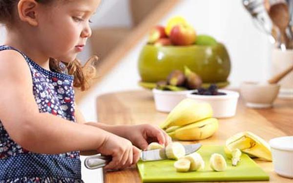 Điểm danh những đồ ăn nhẹ siêu tốt cho sức khỏe bé