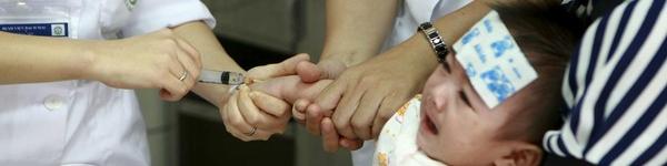 Các mẹ cảnh giác với dịch tiêu chảy Rota đang hoành hành