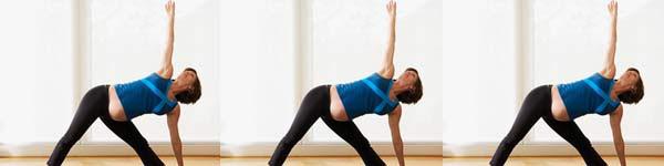Một số động tác giảm đau lưng cho bà bầu