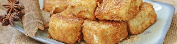 Thơm phức nóng hổi đậu chiên ngũ vị cho bữa tối