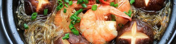 Đổi món cuối tuần với miến tôm siêu ngon làm trong 15 phút!