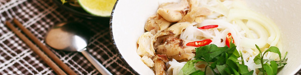 Cách nấu phở gà chuẩn ngon thơm phức
