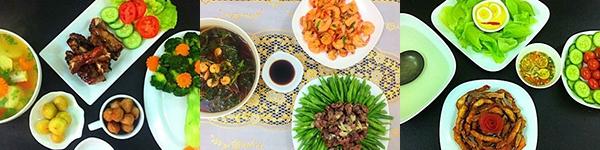 Mẹ Su chia sẻ thực đơn tuần chuẩn ngon hấp dẫn