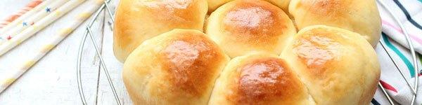 Mềm xốp thơm phức bánh mì mật ong cho bữa sáng