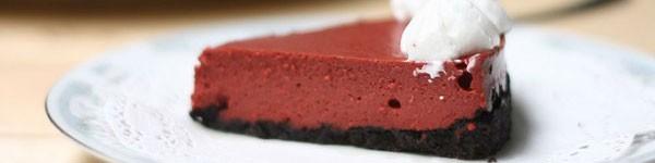 Thử làm bánh cheesecake mềm mịn thơm ngất ngây