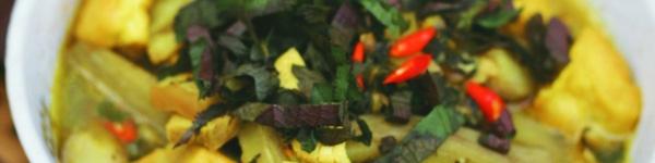 Cách nấu canh ốc chuối đậu chuẩn vị Bắc ngon ngất ngây