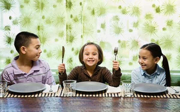 Để trẻ không bị… đói trong ngày Tết