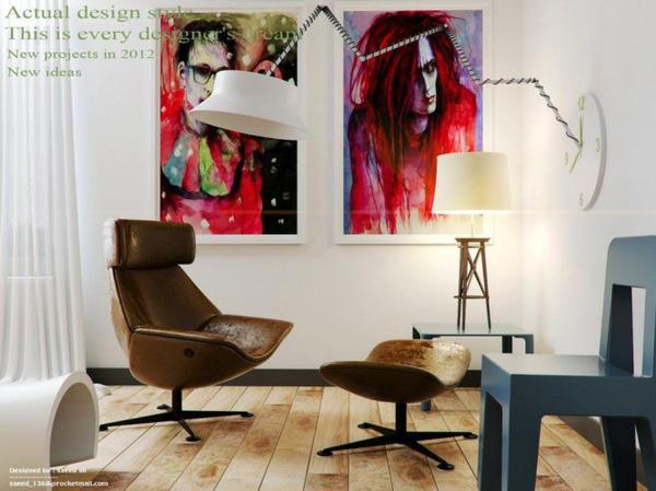 Bài trí nội thất phong cách đương đại
