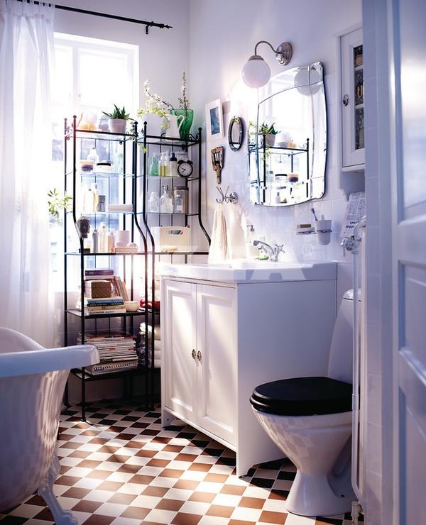 29082012phongtamikea1 b402d Ngẫn ngơ với những thiết kế phòng tắm tiện dụng của IKEA