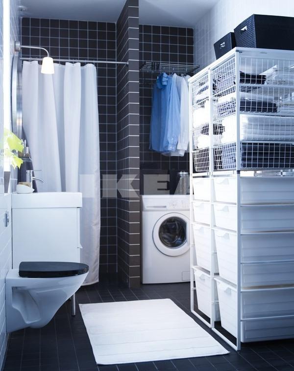 29082012phongtamikea7 b402d Ngẫn ngơ với những thiết kế phòng tắm tiện dụng của IKEA