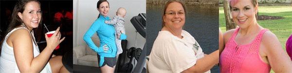 Bí quyết ăn uống để giảm ít nhất 22kg của 4 người phụ nữ này sẽ có ích cho bạn