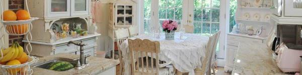 Căn bếp lãng mạn làm xiêu lòng bất cứ ai yêu phong cách vintage