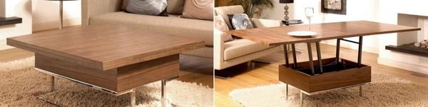 Những ngôi nhà nhỏ không thể thiếu mẫu bàn tuyệt vời này
