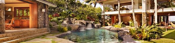 Biệt thự nghỉ dưỡng đẹp lung linh bên bờ biển Hawaii của Beyonce