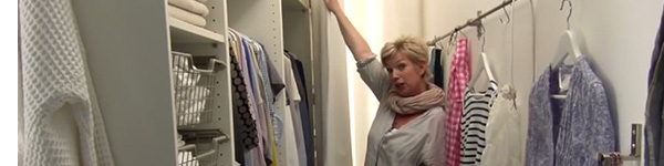 Hướng dẫn thiết kế tủ quần áo rộng rãi, đẹp mắt cho phòng ngủ nhỏ