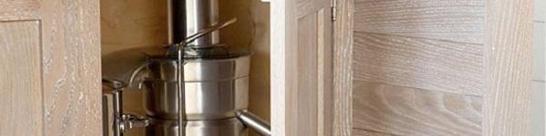 8 sai lầm phổ biến khiến phòng bếp đã nhỏ lại càng nhỏ hơn