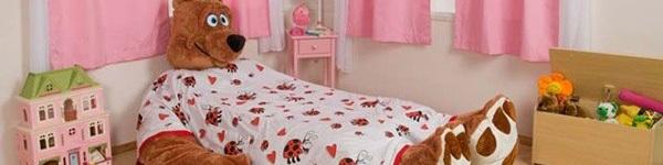 Giường thú bông, món nội thất đáng mua cho bé