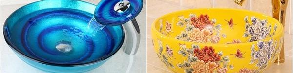 Những mẫu bồn rửa mặt hiện đại khiến bạn thích thú từ cái nhìn đầu tiên