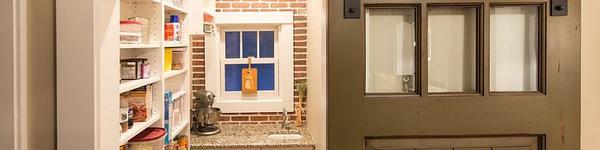 Đừng bỏ quên cửa trượt nếu bạn muốn một phòng bếp ấn tượng và tiện lợi