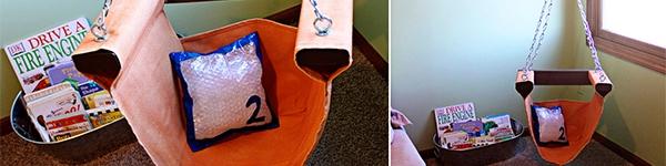 20 ý tưởng tự làm ghế treo trong nhà vô cùng sáng tạo