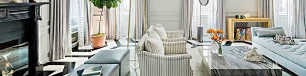 Chiêm ngưỡng không gian đẹp của các nhà thiết kế nội thất