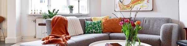 Ngắm căn hộ với phong cách Rustic cực độc đáo