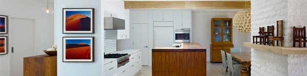 22 mẫu thiết kế nhà bếp tuyệt đẹp với tường trắng