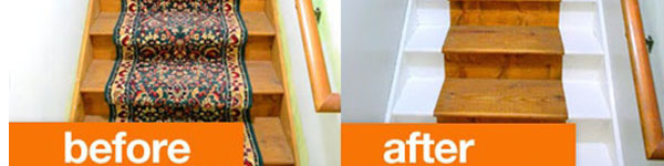 Thay đổi diện mạo cho cầu thang cũ kĩ nhà bạn