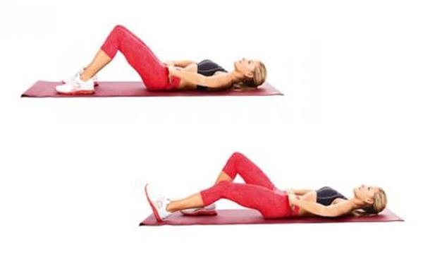 Động tác thể dục cho cơ sàn chậu: đơn giản nhưng có ích, co san chau