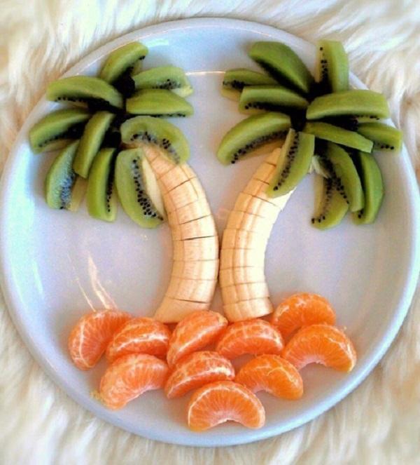 7 kiểu cắt xếp trái cây siêu tốc mà đẹp 7
