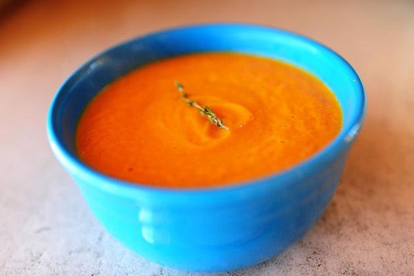 Súp cà rốt ngon bổ cho bé yêu 6