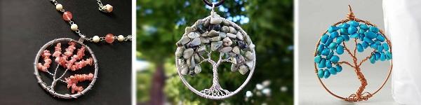 Xỏ cườm thành cây bonsai tí hon cực xinh 14