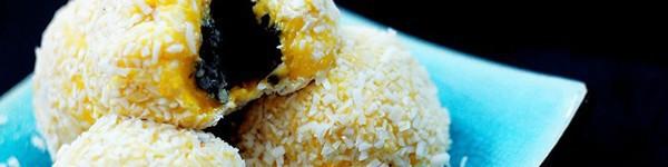 Cách làm bánh mochi bí đỏ thơm ngon mềm mịn