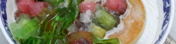 5 món ăn vặt mùa hè cực ngon