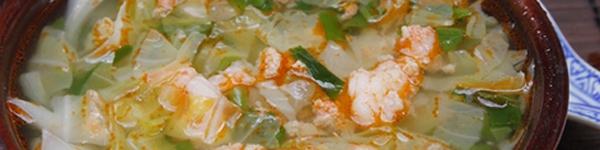 Canh chua bắp cải - lạ miệng ngon cơm