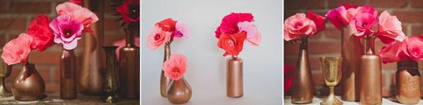 Cách làm hoa giả từ giấy nhún cực đẹp mà dễ