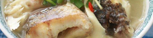 Canh cá nấu măng cho bữa tối ngon cơm
