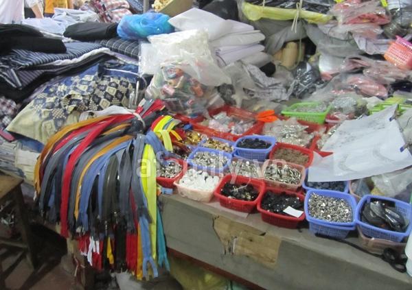 Chợ Ninh Hiệp: Chưa phải thiên đường mua sắm 16