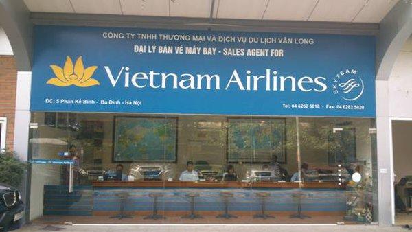 """""""Nhầm"""" đại lý vé Vietnam Airlines, hành khách thiệt hại 1"""