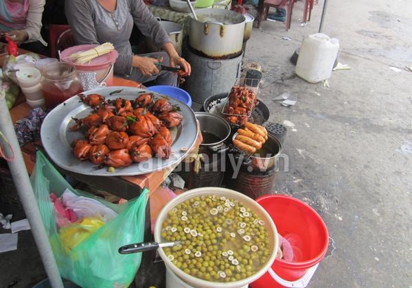 Chợ Ninh Hiệp: Chưa phải thiên đường mua sắm 19