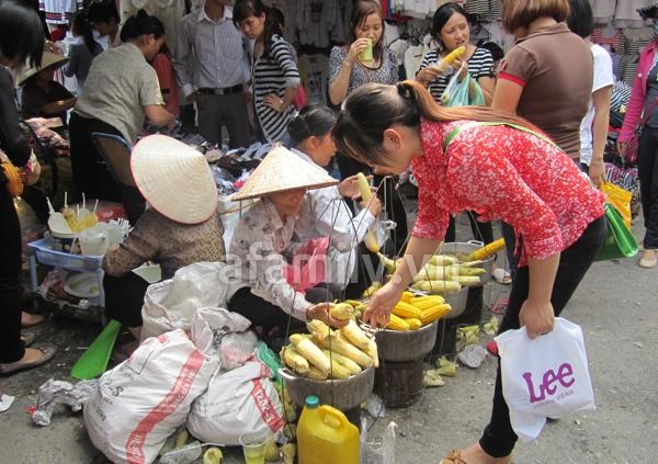 Chợ Ninh Hiệp: Chưa phải thiên đường mua sắm 18